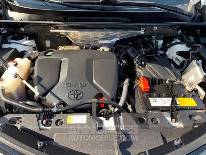 Toyota RAV4 143 D-4D Design 2WD BLANC NACRE Occasion - 18