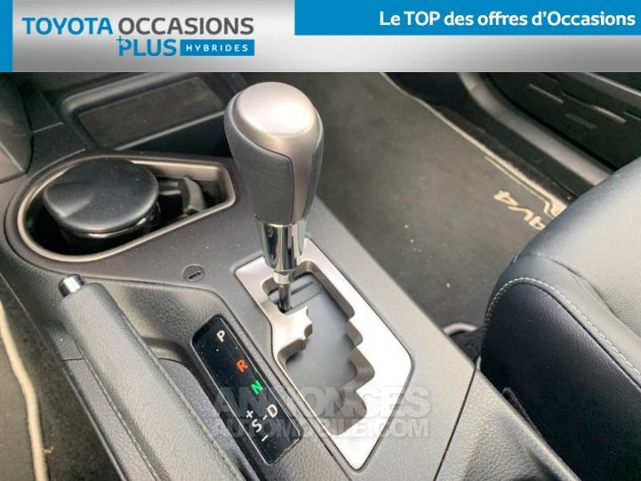 Toyota RAV4 197 Hybride Collection 2WD CVT RC18 1D6 GRIS ACIER Occasion - 9
