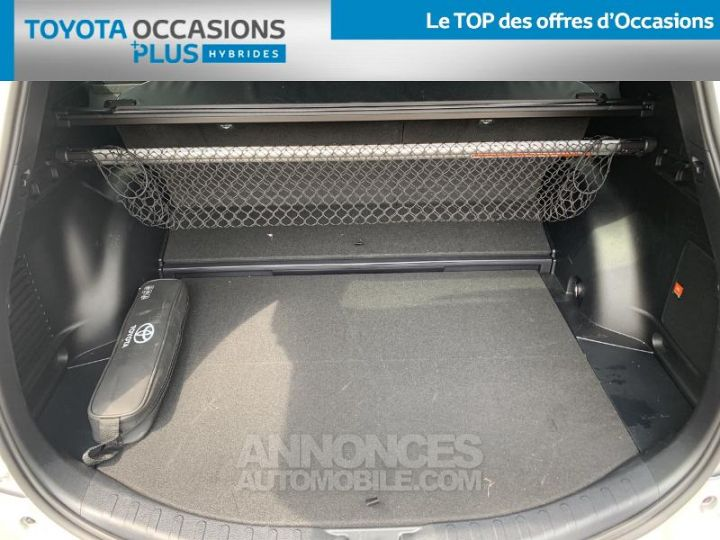 Toyota RAV4 197 Hybride Collection 2WD CVT RC18 1D6 GRIS ACIER Occasion - 15