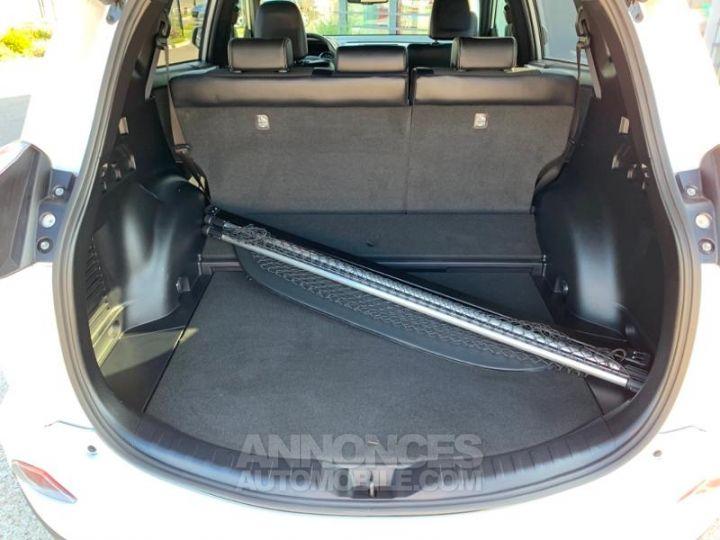 Toyota RAV4 197 Hybride Design 2WD CVT BLANC NACRE Occasion - 5