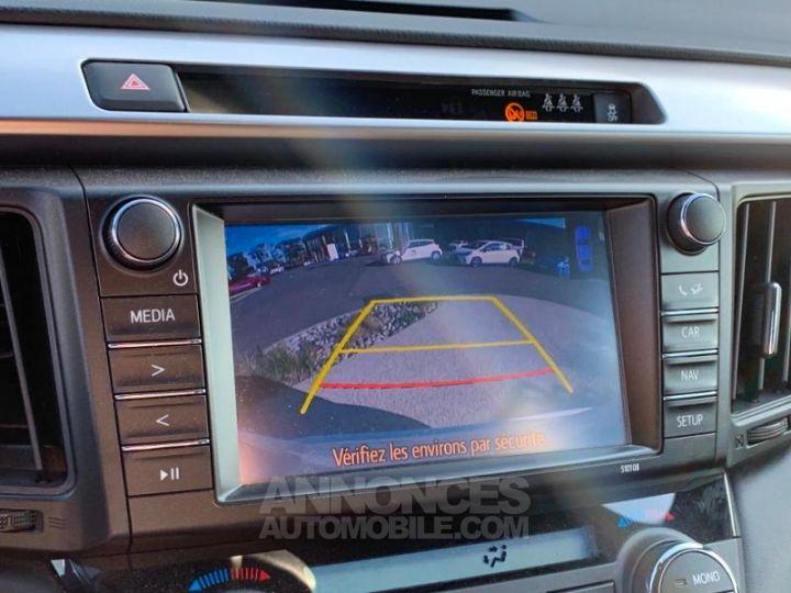 Toyota RAV4 197 Hybride Design 2WD CVT BLANC NACRE Occasion - 19