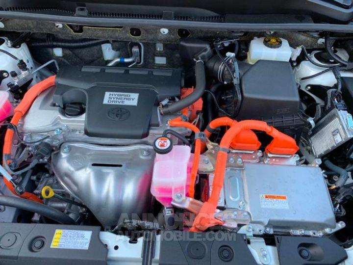 Toyota RAV4 197 Hybride Design 2WD CVT BLANC NACRE Occasion - 20