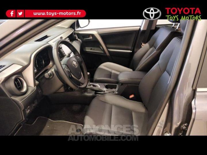 Toyota RAV4 197 Hybride Lounge 2WD CVT GRIS ATLAS Occasion - 4