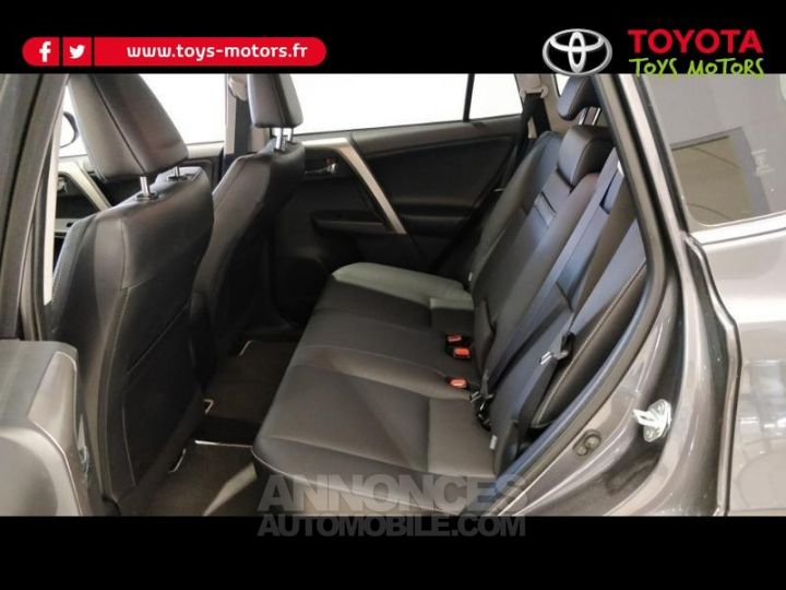 Toyota RAV4 197 Hybride Lounge 2WD CVT GRIS ATLAS Occasion - 5