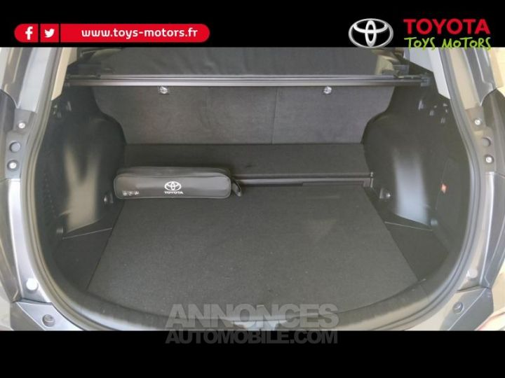 Toyota RAV4 197 Hybride Lounge 2WD CVT GRIS ATLAS Occasion - 6