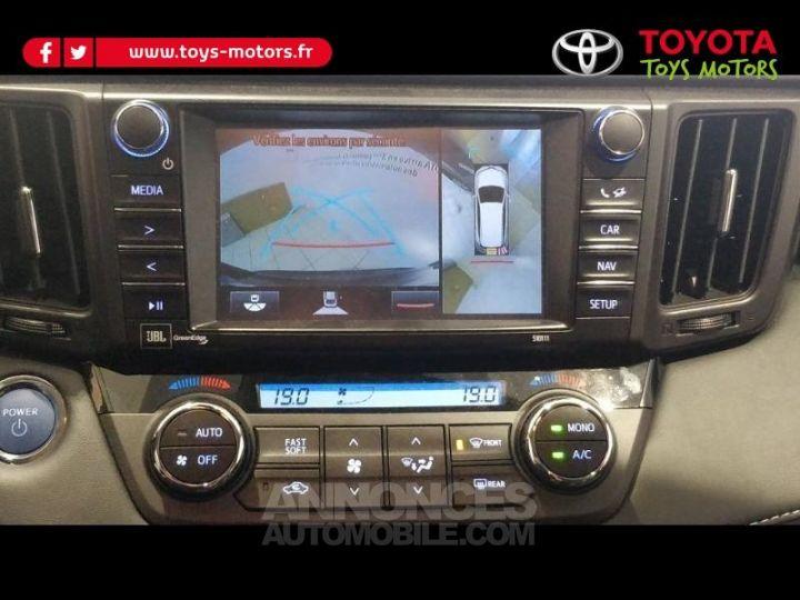 Toyota RAV4 197 Hybride Lounge 2WD CVT GRIS ATLAS Occasion - 9