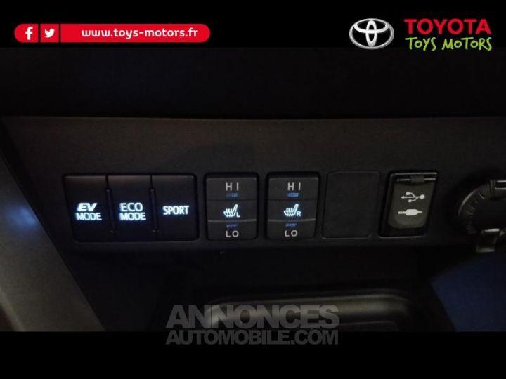 Toyota RAV4 197 Hybride Lounge 2WD CVT GRIS ATLAS Occasion - 10