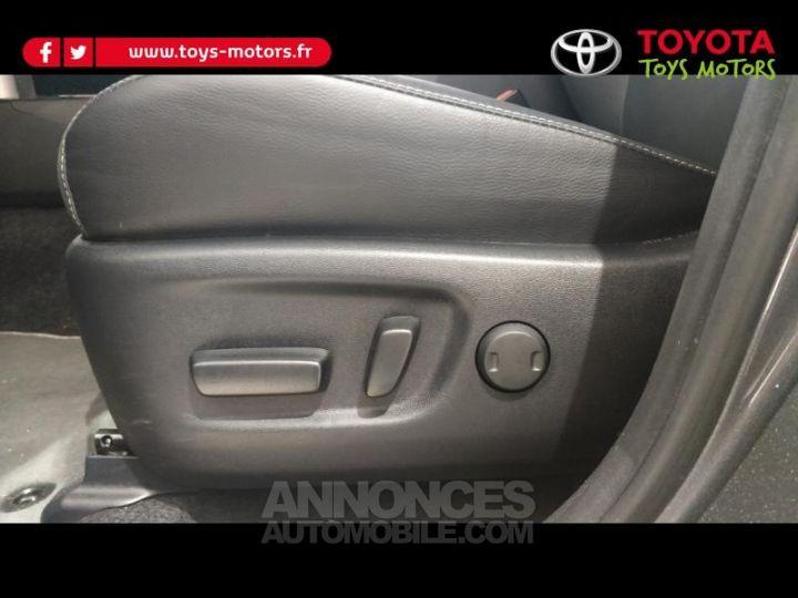 Toyota RAV4 197 Hybride Lounge 2WD CVT GRIS ATLAS Occasion - 11