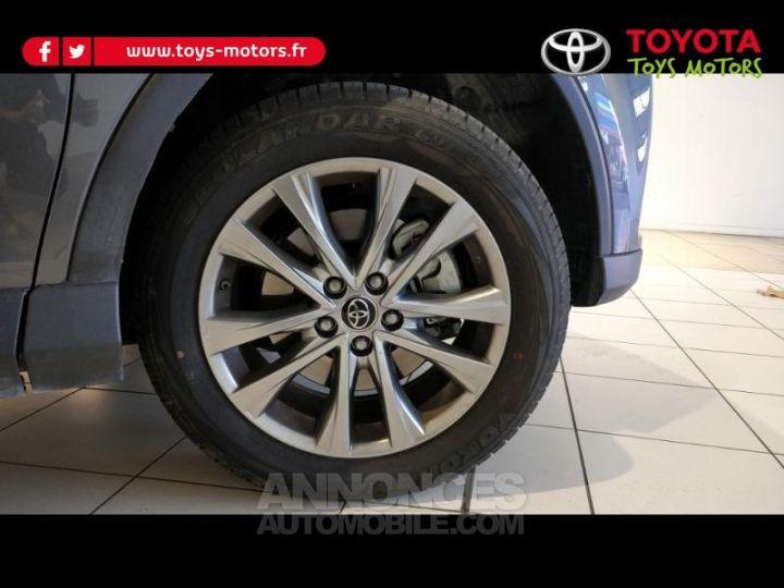 Toyota RAV4 197 Hybride Lounge 2WD CVT GRIS ATLAS Occasion - 12