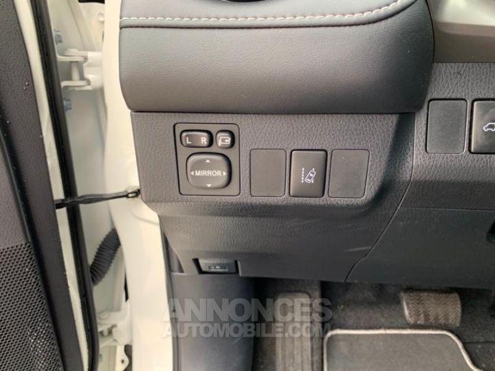 Toyota RAV4 197 Hybride Lounge 2WD CVT BLANC Occasion - 18