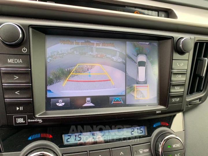Toyota RAV4 197 Hybride Lounge 2WD CVT BLANC Occasion - 20
