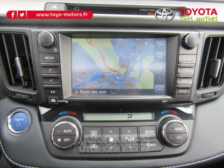 Toyota RAV4 197 Hybride Lounge AWD CVT BLANC Occasion - 13