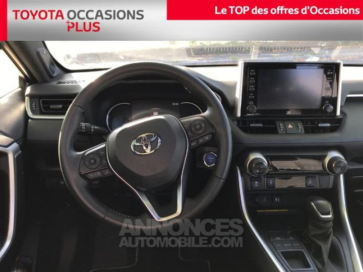 Toyota RAV4 Hybride 218ch Collection 2WD BLANC Occasion - 5