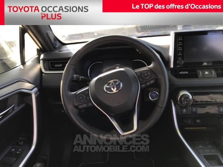 Toyota RAV4 Hybride 218ch Collection 2WD BLANC Occasion - 6