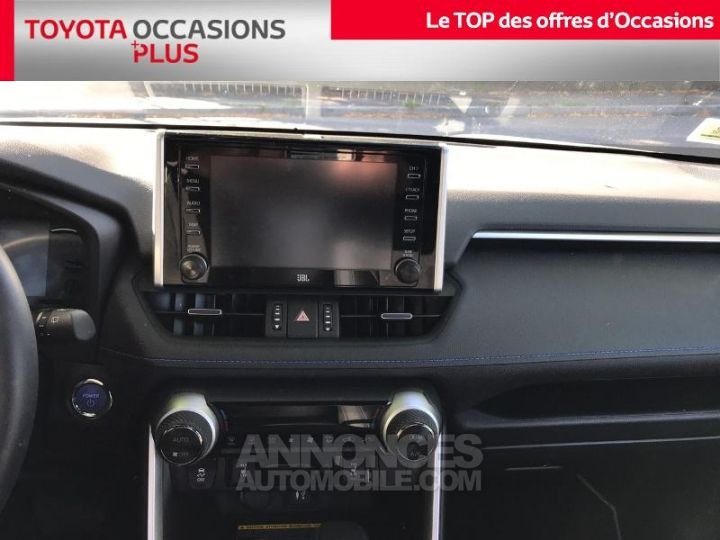 Toyota RAV4 Hybride 218ch Collection 2WD BLANC Occasion - 7