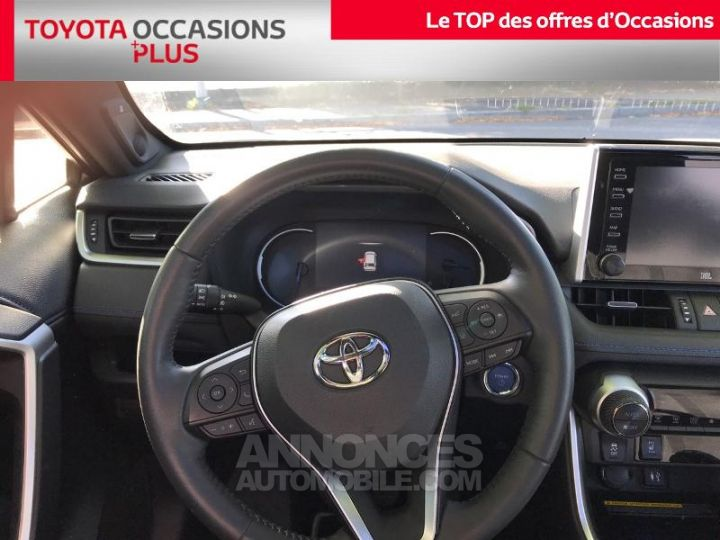 Toyota RAV4 Hybride 218ch Collection 2WD BLANC Occasion - 8