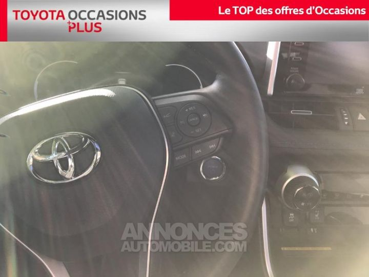 Toyota RAV4 Hybride 218ch Collection 2WD BLANC Occasion - 10