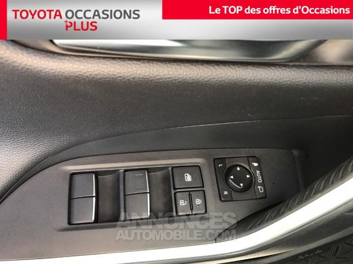 Toyota RAV4 Hybride 218ch Collection 2WD BLANC Occasion - 12