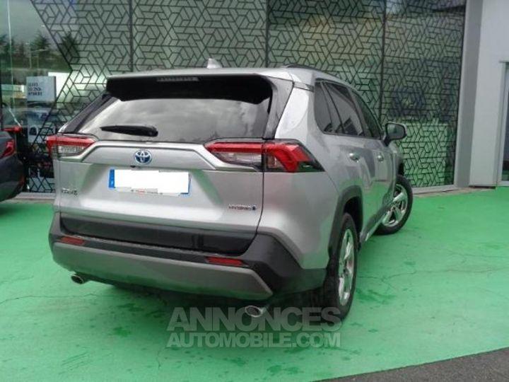 Toyota RAV4 Hybride 218ch Lounge 2WD GRIS ACIER Occasion - 3