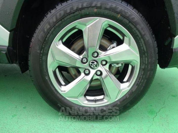 Toyota RAV4 Hybride 218ch Lounge 2WD GRIS ACIER Occasion - 4