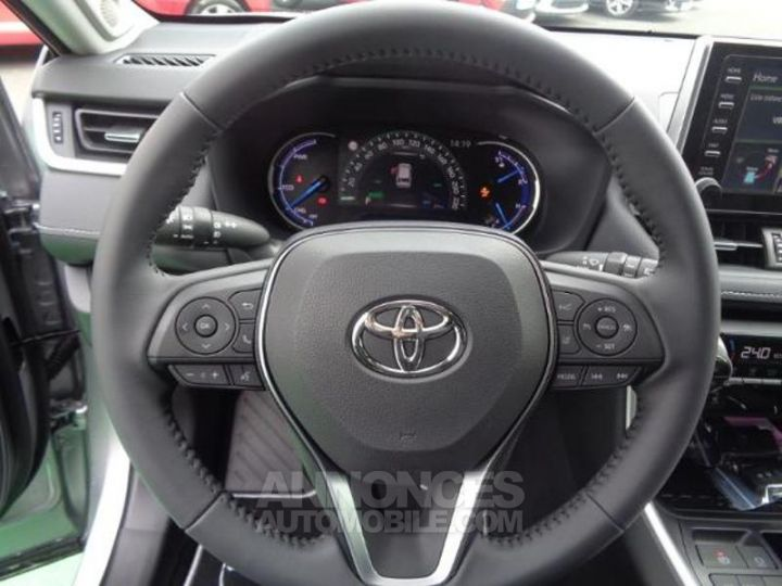 Toyota RAV4 Hybride 218ch Lounge 2WD GRIS ACIER Occasion - 7