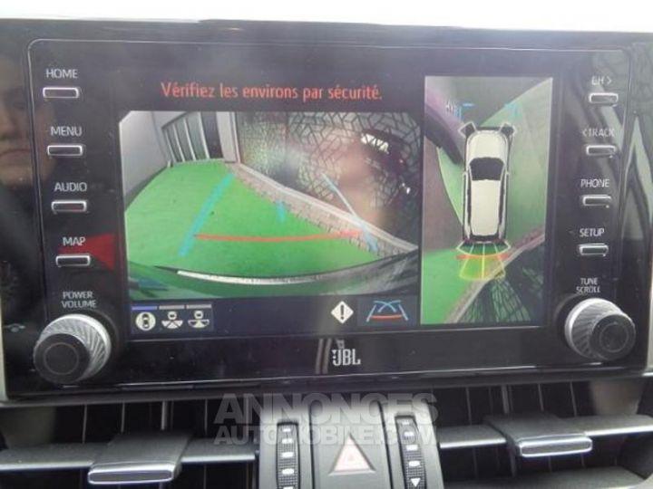 Toyota RAV4 Hybride 218ch Lounge 2WD GRIS ACIER Occasion - 9