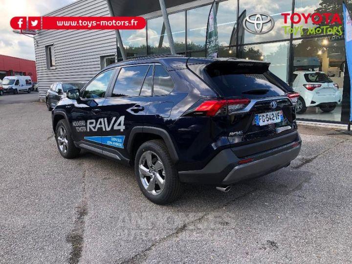 Toyota RAV4 Hybride 222ch Dynamic AWD-i BLEU DE PRUSSE Occasion - 6