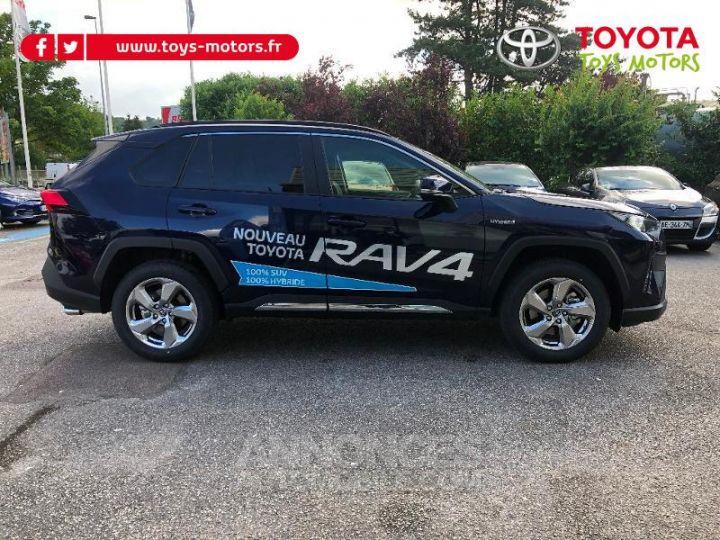 Toyota RAV4 Hybride 222ch Dynamic AWD-i BLEU DE PRUSSE Occasion - 7