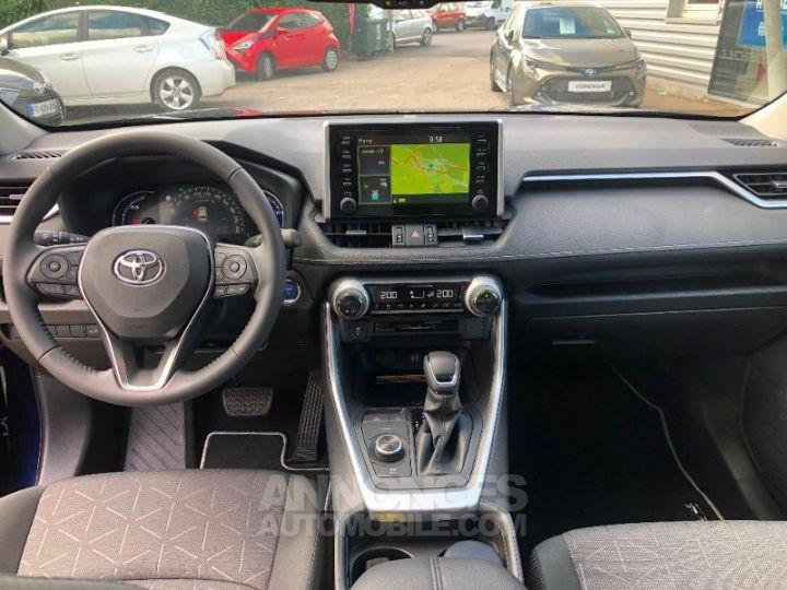 Toyota RAV4 Hybride 222ch Dynamic AWD-i BLEU DE PRUSSE Occasion - 9