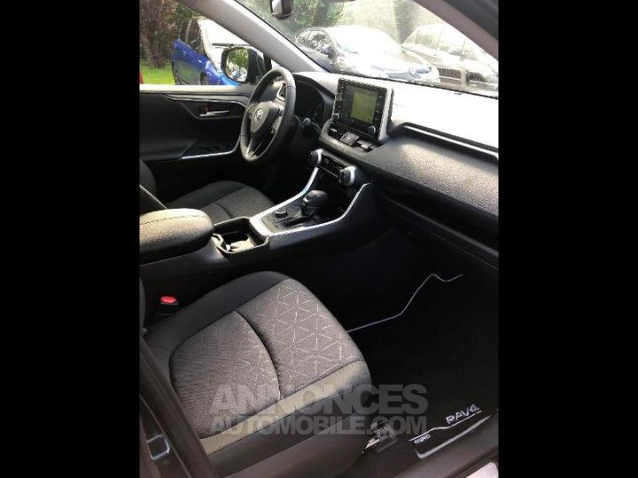Toyota RAV4 Hybride 222ch Dynamic AWD-i BLEU DE PRUSSE Occasion - 10