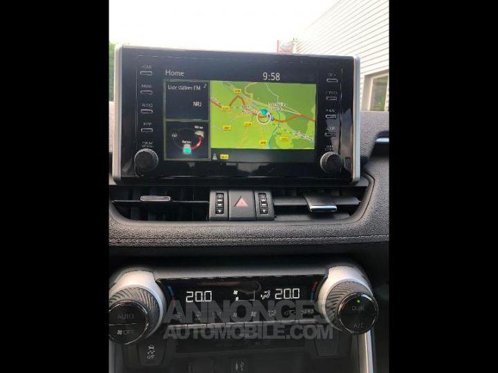 Toyota RAV4 Hybride 222ch Dynamic AWD-i BLEU DE PRUSSE Occasion - 14