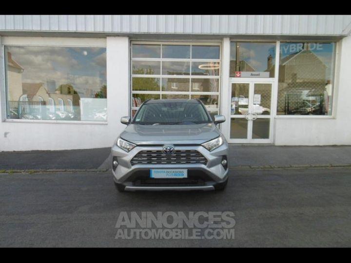 Toyota RAV4 Hybride 222ch Dynamic AWD-i GRIS ACIER Occasion - 2
