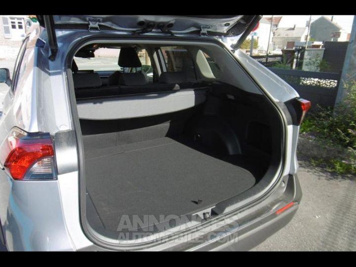 Toyota RAV4 Hybride 222ch Dynamic AWD-i GRIS ACIER Occasion - 7