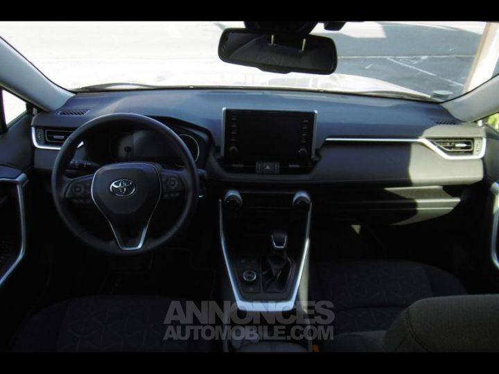 Toyota RAV4 Hybride 222ch Dynamic AWD-i GRIS ACIER Occasion - 9