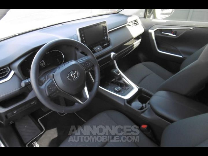 Toyota RAV4 Hybride 222ch Dynamic AWD-i GRIS ACIER Occasion - 10