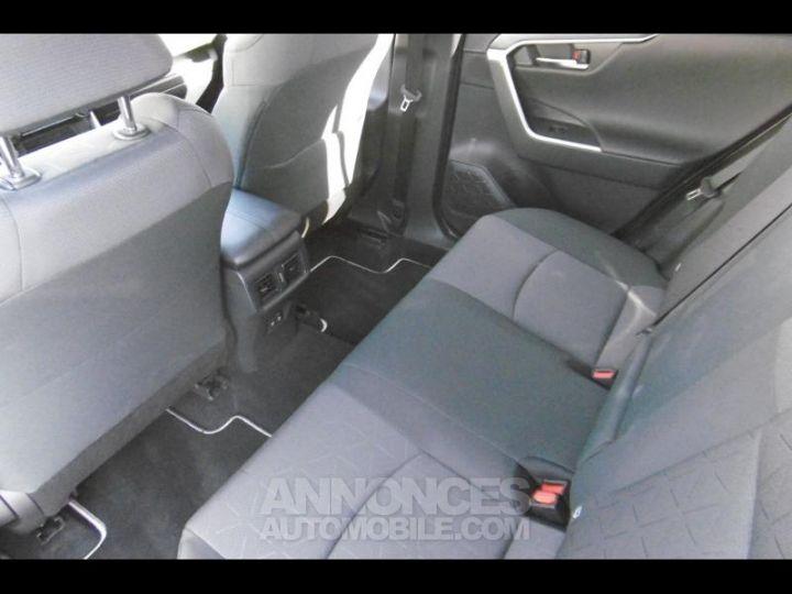 Toyota RAV4 Hybride 222ch Dynamic AWD-i GRIS ACIER Occasion - 11