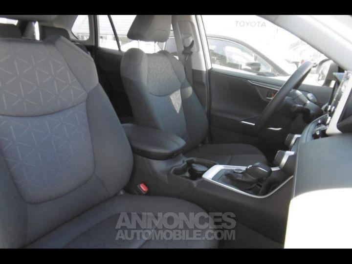 Toyota RAV4 Hybride 222ch Dynamic AWD-i GRIS ACIER Occasion - 13