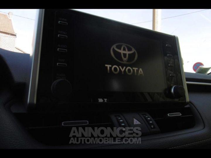Toyota RAV4 Hybride 222ch Dynamic AWD-i GRIS ACIER Occasion - 15