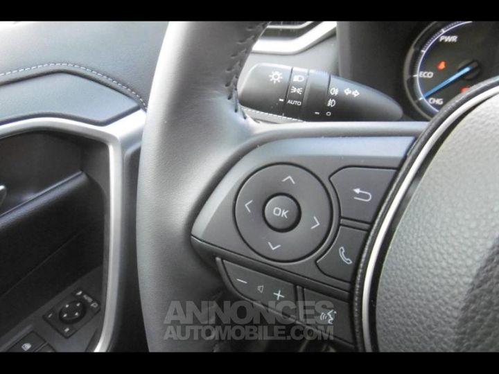 Toyota RAV4 Hybride 222ch Dynamic AWD-i GRIS ACIER Occasion - 20