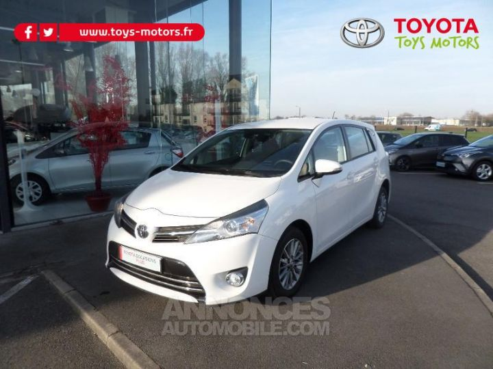 Toyota VERSO 112 D-4D FAP Dynamic BLANC Occasion - 1