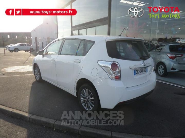 Toyota VERSO 112 D-4D FAP Dynamic BLANC Occasion - 4