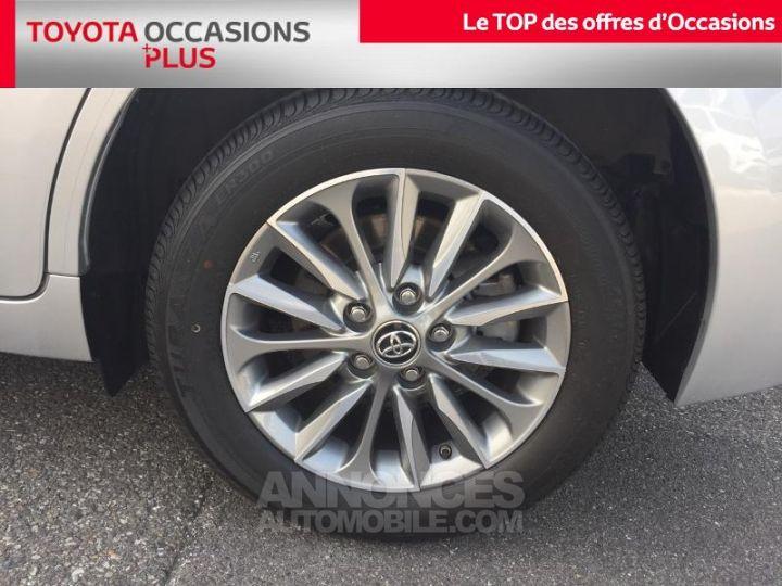 Toyota VERSO 112 D-4D FAP Dynamic Gris Clair Métallisé Occasion - 4