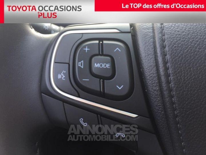Toyota VERSO 112 D-4D FAP Dynamic Gris Clair Métallisé Occasion - 10
