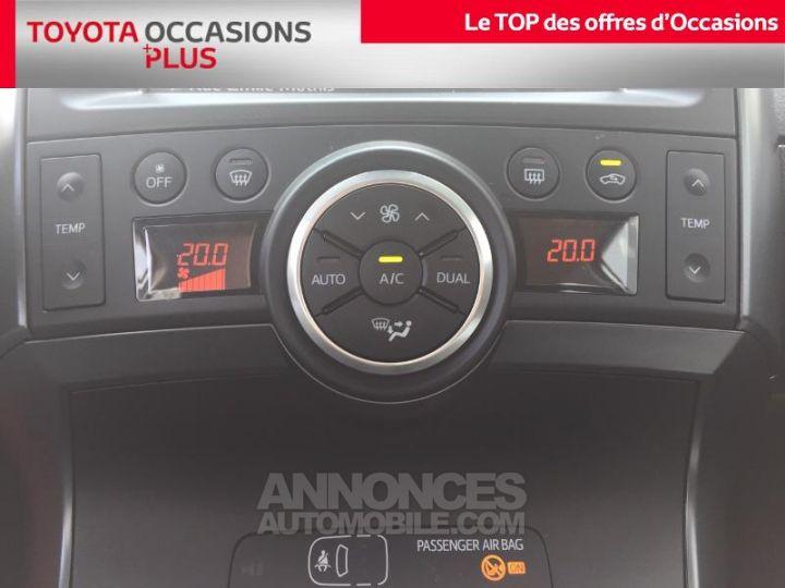 Toyota VERSO 112 D-4D FAP Dynamic Gris Clair Métallisé Occasion - 11