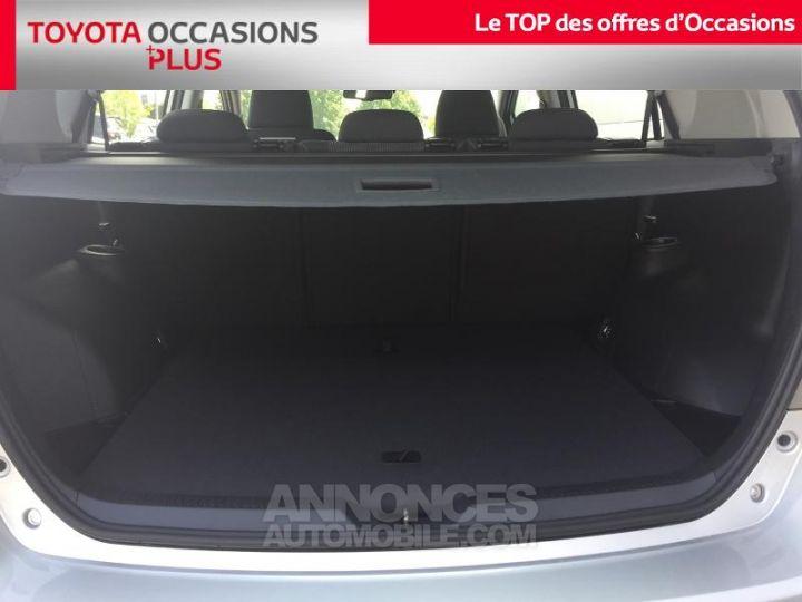 Toyota VERSO 112 D-4D FAP Dynamic Gris Clair Métallisé Occasion - 15