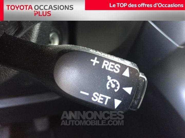 Toyota VERSO 112 D-4D FAP Dynamic Gris Clair Métallisé Occasion - 16
