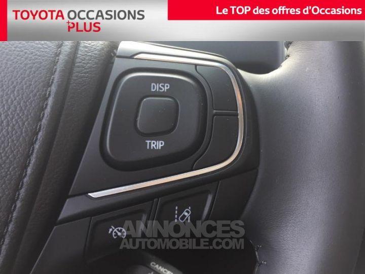 Toyota VERSO 112 D-4D FAP Dynamic Gris Clair Métallisé Occasion - 17