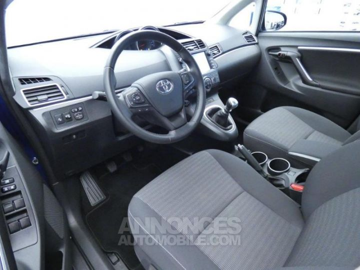 Toyota VERSO 112 D-4D FAP Dynamic Business BLEU NUIT Occasion - 12