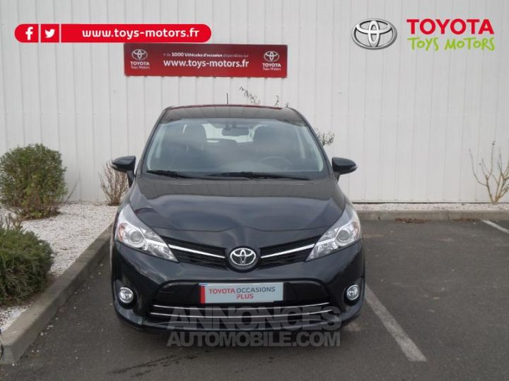 Toyota VERSO 112 D-4D FAP Feel 5 places GRIS ABYSSE Occasion - 2