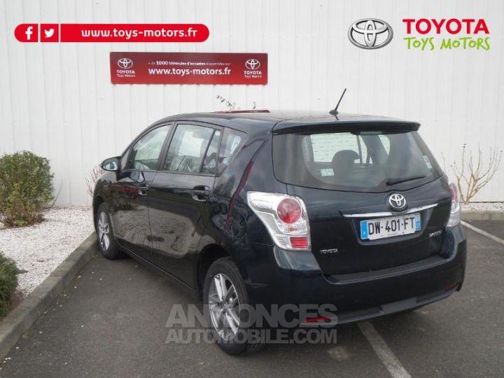 Toyota VERSO 112 D-4D FAP Feel 5 places GRIS ABYSSE Occasion - 7